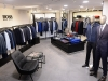 Burrows-CHugo Boss store opening at Burrows Clothiers in Oakvillelothiers-Hugo-Boss