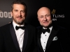 2. French actor Guillaume Canet and Breitling CEO Georges Kern at Sony Pictures' after-premiere party for Once Upon a Time in Hollywood, for which Breitling was an official partner | Photo by Jean Picon