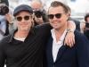 3. Brad Pitt and Leonardo DiCaprio | Photo by Samir Hussein
