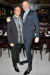 Danny Soberano and Michael Bonacini/ Photo by George Pimentel Photography