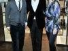 Zaib Shaikh, Charles Khabouth and Kirstine Stewart/ Photo by George Pimentel Photography