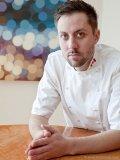 "Chef Matt Blondin, donator of Lot #19 ""The Perfect Storm\"""