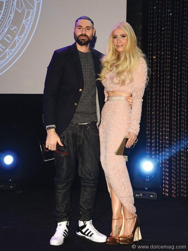 Mikhael Kale and Sylvia Mantella