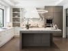 Contemporary Kitchen by Cameo | Photos by Geoff Fitzgerald