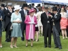 Queen Elizabeth II and Prince Phillip attending The Epsom Derby Meeting at Epsom Downs Racecourse in Surrey | Photo by: Simon Burchell / Featureflash
