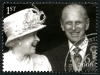 Queen Elizabeth II and Prince Phillip