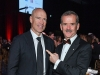 2019 Inductee Mark Messier with 2018 Inductee Col. Chris Hadfield