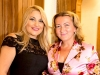 Suzi Kaloti of Lavish Design Build and Michelle Zerillo-Sosa of Dolce Media Group