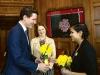 Prime Minister Justin Trudeau, Health Minister Jane Philpott, Japji Bhullar
