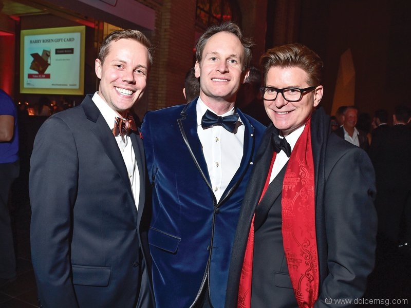 Cameron Duncan, Christian Vermast, Alex Filiatrault