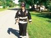 Firefighter Robert Verhelst of Madison Fire Department, Wisconsin