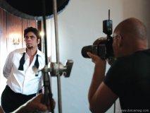 Benicio Del Toro\'s earliest performances were creative attempts to entertain his mother, Fausta Del Toro.