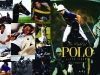 At 23, Ralph Lauren offered Figueras the opportunity to model for his polo-inspired brand.