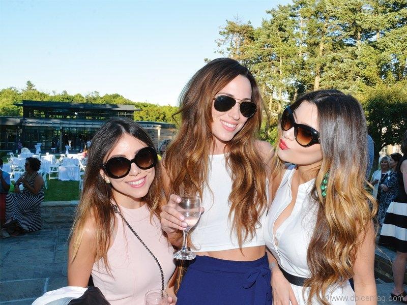 Lola Tash, Jessica Shannon and Gina Tash