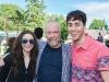 Kayla Diamond, Gary Slaight and Casey Manierka-Quaile