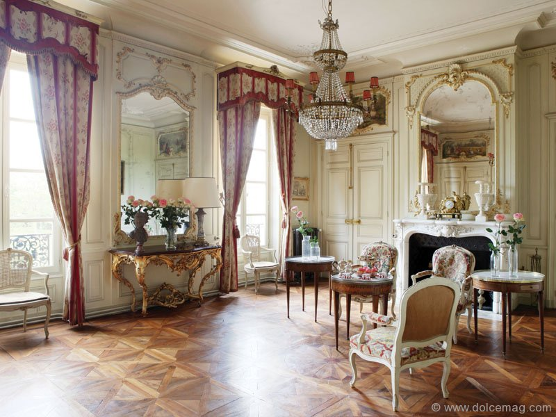 Pin by jr design on chateau living room pinterest for French chateau style decor