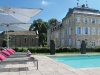 chateau de varennes luxury estate heated pool