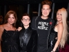 Selma Blair, Christian Siriano, Cameron Silver and Sylvia Mantella