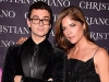 Christian Siriano and Selma Blair