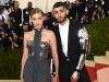 Gigi Hadid in Tommy Hilfiger and Zayn Malik in Versace