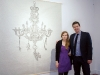 Artist Amanda Nedham showcases her drawing,  Half of Less Than Ten VI, and joins art curator and director of  LE Gallery, Wil Kucey