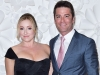 Shantelle Bisson and Yannick Bisson (star of Murdoch Mysteries)