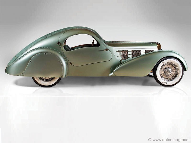David Grainger - The Guild of Automotive Restorers | Dolce Luxury ...