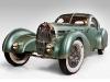 bugatti aerolithe vintage car angle