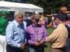 dave grainger and jay leno at quail 2013