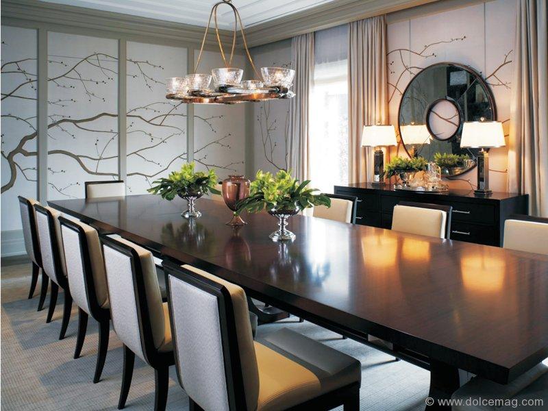 Brian Gluckstein Inside Design Dolce Luxury Magazine