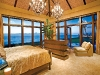 Vast views of the Atlantic transform this master bedroom suite into the ultimate getaway.