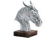 7. Aluminum Horse Sculpture