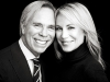 Handbag designer Dee Hilfiger and husband Tommy Hilfiger, the iconic American fashion designer, are both supporters of the non-profit organization Autism Speaks