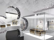 voyage en capitale exhibition at the musee carnavalet in paris