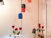 Castor - Tank Light, Coil Lamp, Deadstock Catherine Light | Photo credit: Le Studio Luminaires