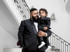 Asahd will be named the executive producer of DJ Khaled's upcoming album, Father of Asahd / Black Tuxedo by 5001 Flavors designed by Terrell Jones / Asahd's tuxedo by 5001 Flavors designed by Terrell Jones / Sneakers Jordan Brand | Photography by Jesse Milns