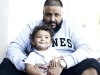 Family first: Love is the most powerful thing, and DJ Khaled's life has changed for the better since the birth of his son, Asahd