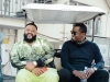 Friendship: As co-hosts of The Four DJ Khaled and P. Diddy spend lots of time together