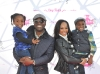 Tracy Moore, host of City's Cityline, with her family