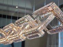 windfall contemporary crystal lighting