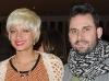 Priya Shah of Campari Group and Franco Stalteri of Charlie's Burgers