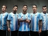3. Adidas Unveils New Kit for Argentina's National  Soccer Team