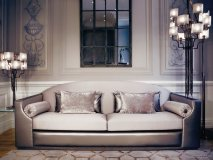 The Istanbul Sofa from Dorya's Contemporain Collection