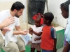 One thing Dr. Kaloti understands is the importance of giving back and leaving a mark on society — in his case, by spending time with kids in underdeveloped countries; helping to bring food, medical supplies and toys to children; and volunteering in a school he helped to build | Photos Courtesy Of Dr. Kaloti