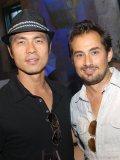HGTV's  Designer Guys Allen Chan and Anwar Mukhayesh