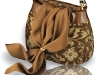 Both luxurious and practical, this gorgeous Dolce & Gabbana bag won't let you down.  www.dolcegabbana.com