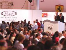 The world's wealthiest and most passionate car collectors unite at RM Auctions events.