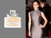 Actress Emmy Rossum – Miss Dior Chérie