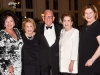 Cathy Bratty, Carole Grafstein, Jerry Grafstein, Catherine Nugent and Janice O'Born | Photography by Ernesto Di Stefano