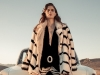 Look 2: This faux fur coat makes a statement: you will not blend in. Faux Fur: Oneteaspoon, Pants: RtA brand, Top: Rachael Cassar, Boots: Pskaufman, Bag: Lauré Le Page | Photography by Thomas Louvagny